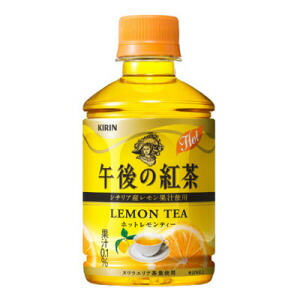 キリン 午後の紅茶 レモンティー ペット 280ml×24本(代引き不可) P12Sep14