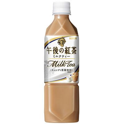 キリン 午後の紅茶 ミルクティー ペット 500ml×24本(代引き不可) P12Sep14