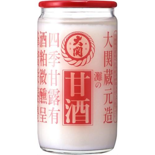大関 甘酒 カップ 190g×30本(代引き不可) P12Sep14