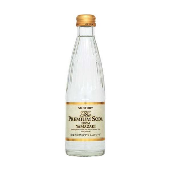 サントリー ザ・プレミアムソーダ 瓶 240ml×24本(代引き不可) P12Sep14