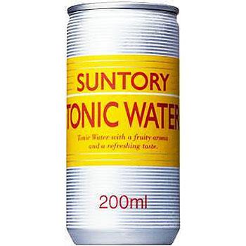 サントリー トニックウォーター 缶 200ml×30本(代引き不可) P12Sep14