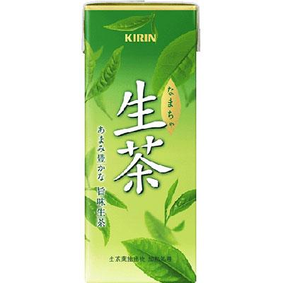 キリン 生茶 紙パック 250ml×24本(代引き不可) P12Sep14