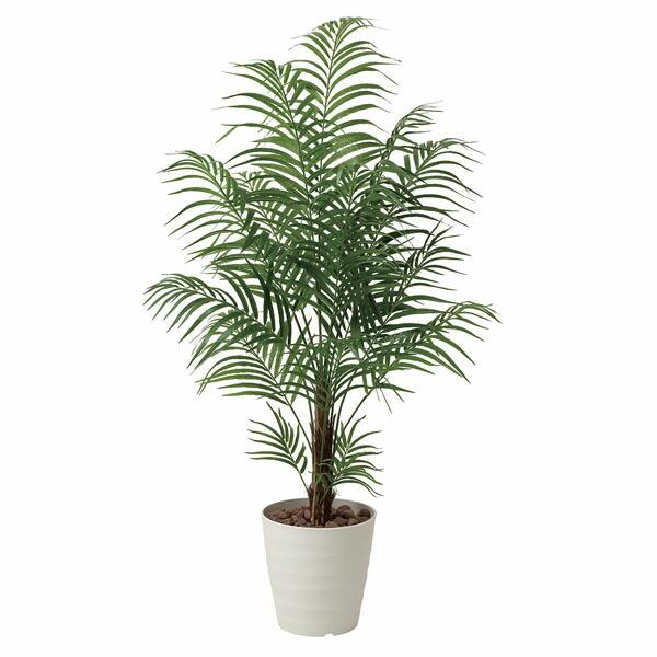 アートフラワー 人工観葉植物 光触媒 光の楽園 アレカパ-ム1.5 (代引き不可) P12Sep14