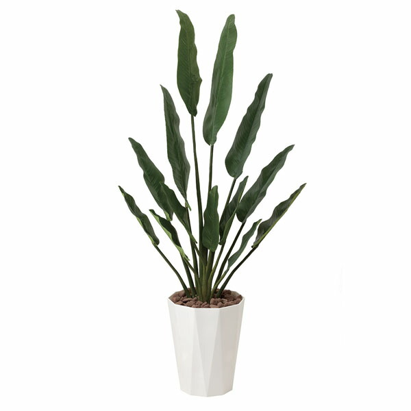 アートフラワー 人工観葉植物 光触媒 光の楽園 トラベラ-ズパ-ム1.55 (代引き不可) P12Sep14