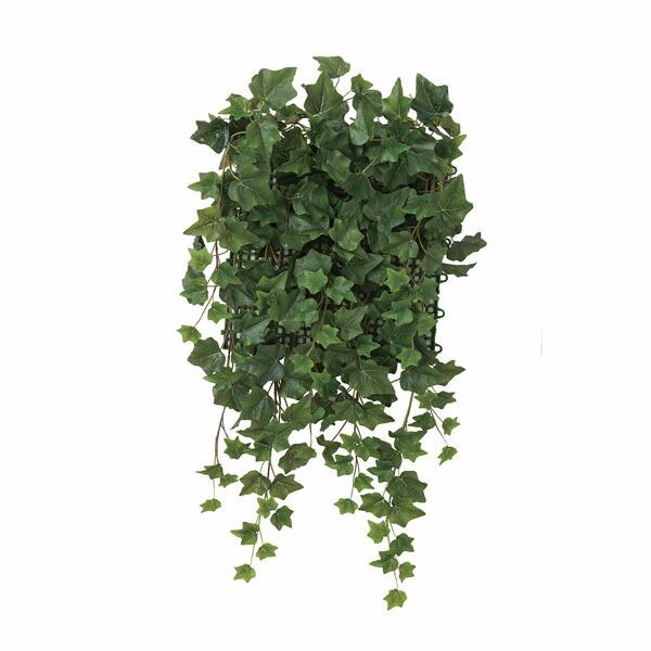 アートフラワー 人工観葉植物 光触媒 光の楽園 壁面緑化アイビ- (代引き不可) P12Sep14