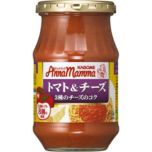 カゴメ アンナマンマ パスタソース トマト&チーズ 330g P12Sep14