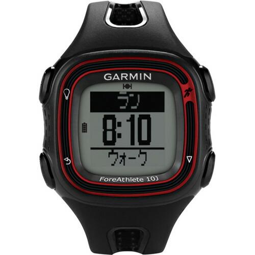 GARMIN(ガーミン) ForeAthlete(GPSマルチスポーツウォッチ) 10J ブラック 日本版 103910 ブラック いいよねっと P12Sep14