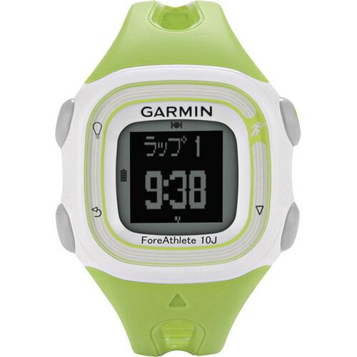 GARMIN(ガーミン) ForeAthlete(GPSマルチスポーツウォッチ) 10J グリーン 日本版 103911 グリーン いいよねっと