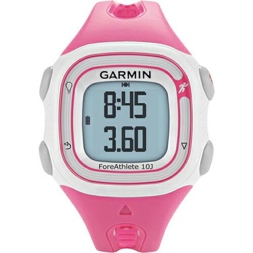 GARMIN(ガーミン) ForeAthlete 10J(GPSマルチスポーツウォッチ) ピンク 日本版 103912 ピンク いいよねっと P12Sep14