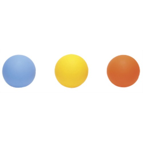 トーエイライト ソフトエアカラーボール15 3色1組(青・オレンジ・黄 各1個) B-3809 P12Sep14