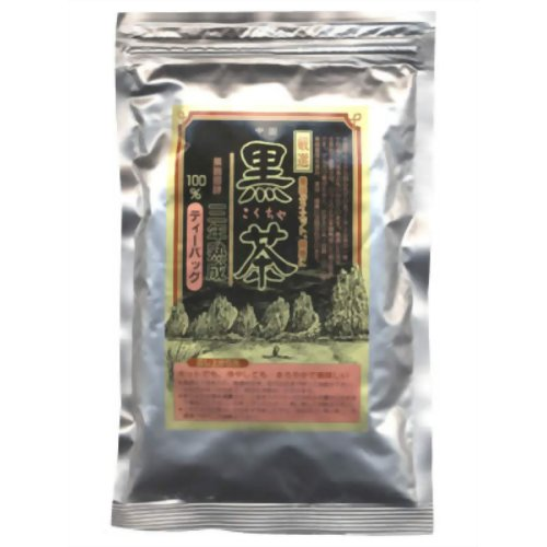 皇漢 黒麹発酵 黒茶 ティーバッグ 30包 P12Sep14