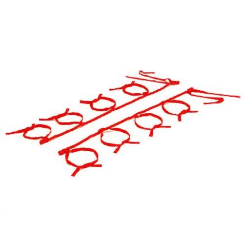 むかで用ロープ5 赤 B-3970R P12Sep14
