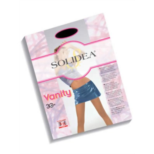SOLIDEA(ソリディア) 加圧パンティストッキング VANITY 30デニール ベージュML P12Sep14