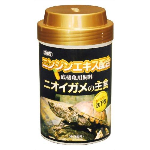 コメット ニオイガメの主食 中・大型用 (沈下性) 140g P12Sep14