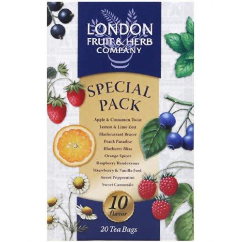 ロンドンフルーツ&ハーブティー 10種類スペシャルパック 三五インターナショナル P12Sep14