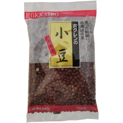 ホクレンの小豆 250g ホクレン農業協同組合連合会 P12Sep14