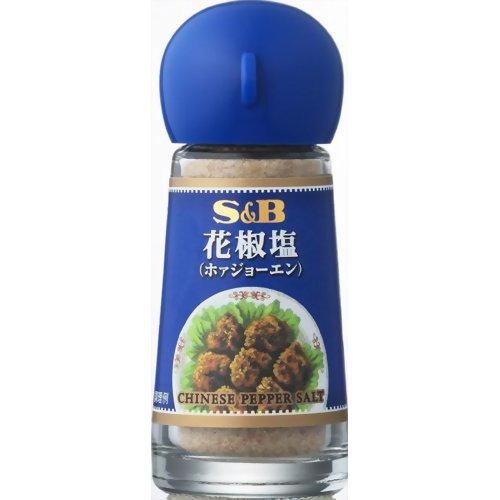 S&B 花椒塩 26g エスビー食品 P12Sep14