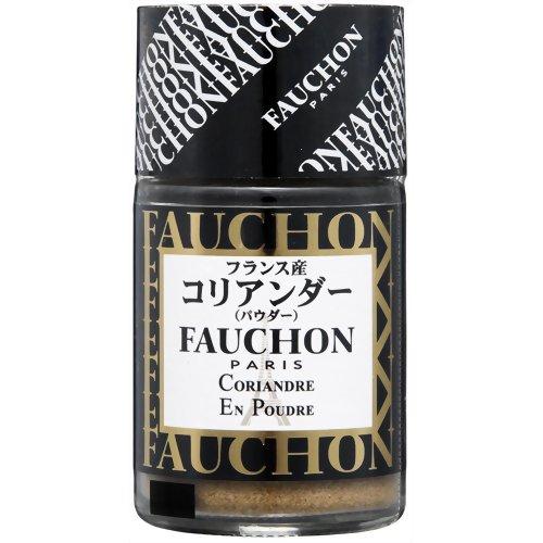 FAUCHON コリアンダー(パウダー) フランス産 24g エスビー食品 P12Sep14