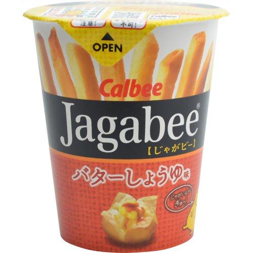 カルビー ジャガピー バターしょうゆ味 40g P12Sep14