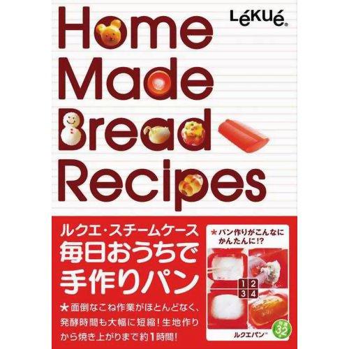 ルクエ 毎日おうちで手作りパン コラムジャパン P12Sep14