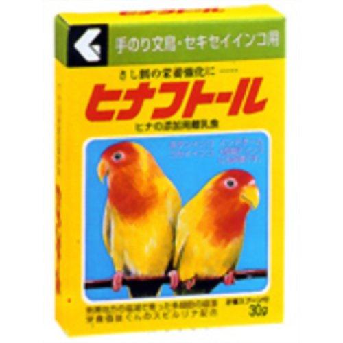 ヒナフトール 初期栄養食(粉末) 30g 現代製薬 P12Sep14