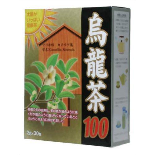 太陽がいっぱい 烏龍茶100 30包 リブ・ラボラトリーズ P12Sep14
