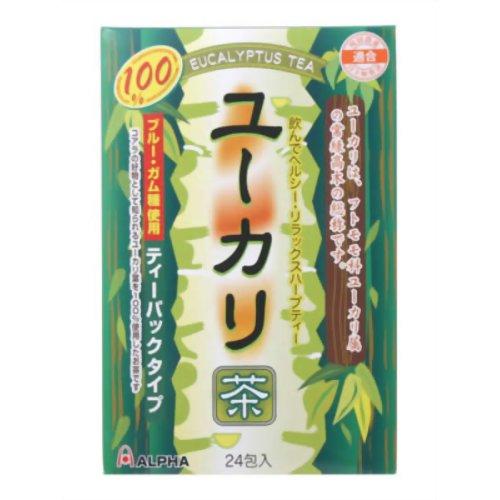 ユーカリ茶100% 24包 アルファ P12Sep14