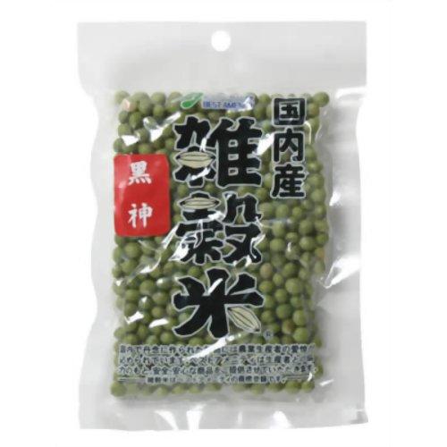 国内産雑穀米 黒神 70g ベストアメニティ P12Sep14