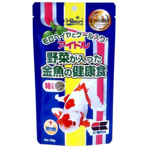金魚のえさ アイドル・特小粒 (浮上性) 100g キョーリン P12Sep14