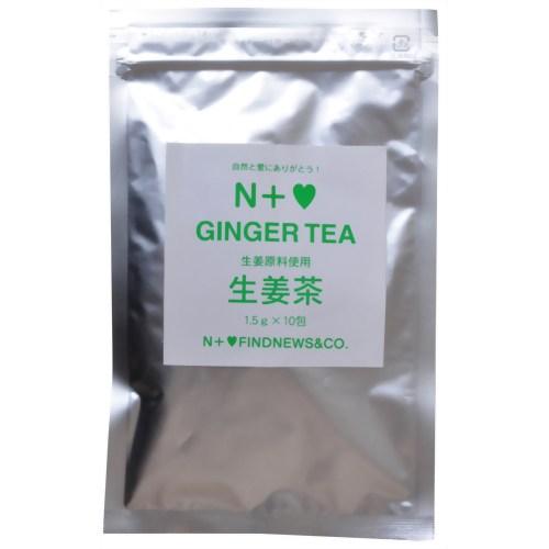 生姜茶 1.5g×10包 ファインド・ニューズ P12Sep14