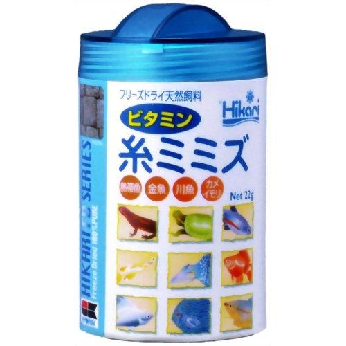 ひかりFD ビタミン糸ミミズ 22g キョーリン P12Sep14