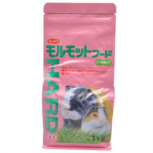 ニッパイ モルモットフード ハードタイプ 1kg 日本配合飼料 P12Sep14