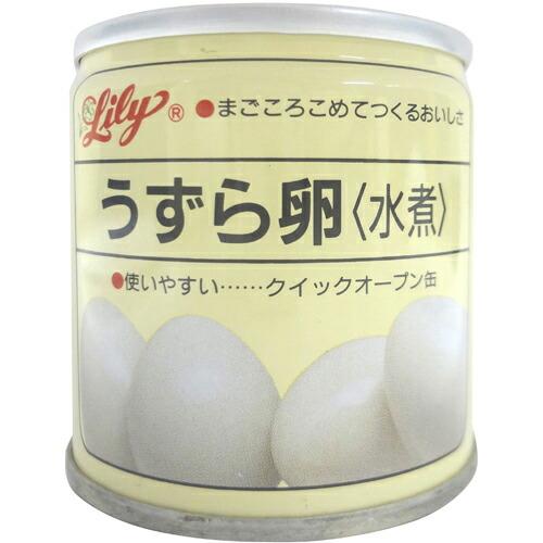 うずら卵 水煮 6個(45g) P12Sep14