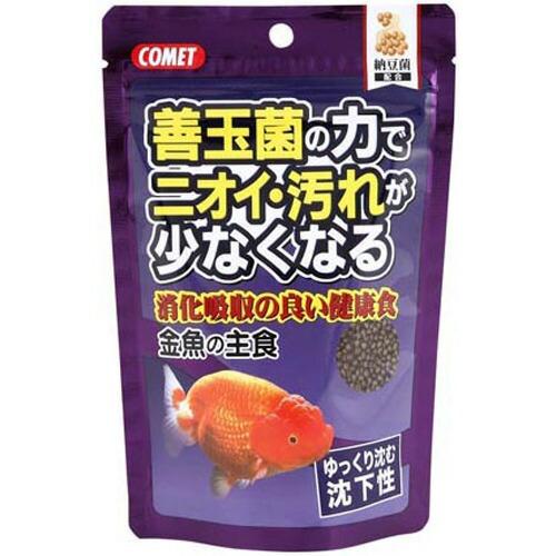 コメット 金魚の主食納豆菌 285g (沈下性) イトスイ P12Sep14