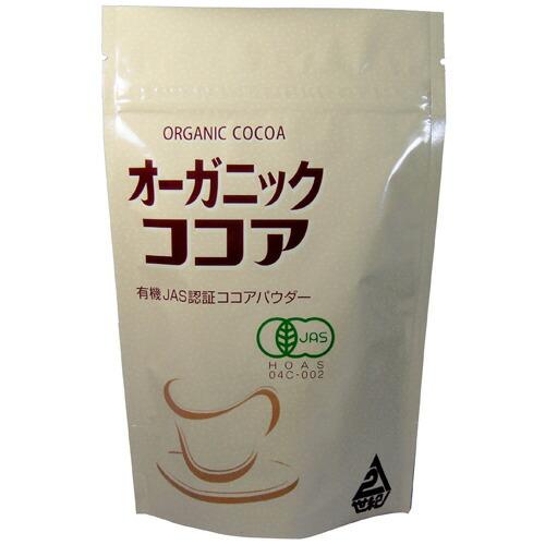 オーガニック・ココア 120g 21世紀コーヒー P12Sep14