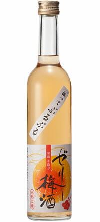 <福岡県 池亀酒造>ゼリー梅酒 6本セット 500ml*6(代引き不可) P12Sep14