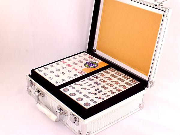 高級 麻雀牌 GBIG アルミケース入り JANPAI-GBIGH2 P12Sep14