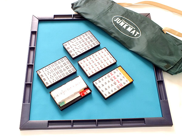 麻雀用マット 標準牌付き ジャンクマット JUNKMATH2 P12Sep14