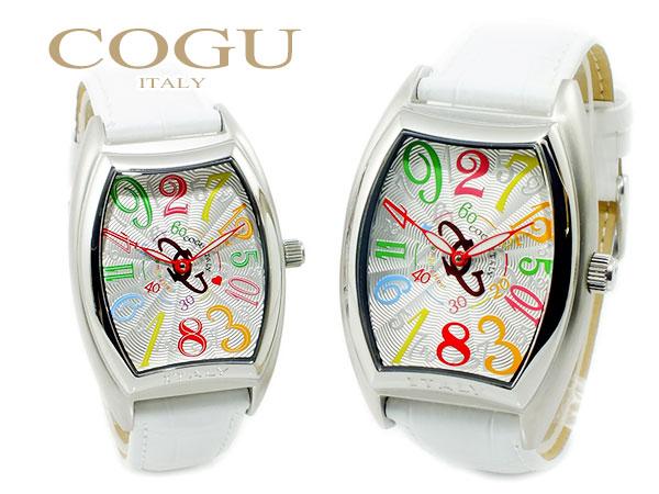 コグ COGU ジャンピングアワー 自動巻き 腕時計 ペアセット JH4-WC-SET