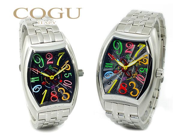 コグ COGU ジャンピングアワー 自動巻き 腕時計 ペアセット JH4M-BC-SETH2