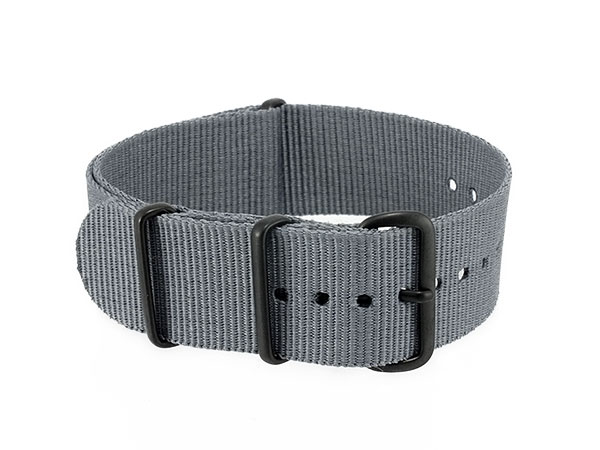 腕時計 時計 WATCH ナイロン 替えベルト 005-GY-PV22 (59000) グレーH2 P12Sep14
