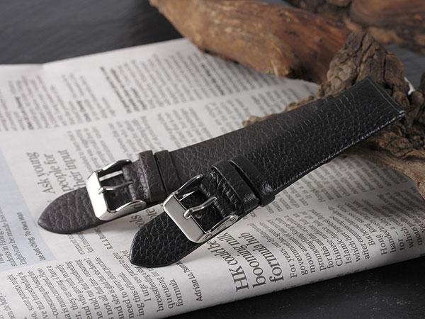 本革 カーフ メンズ 腕時計 時計 替えベルト PLCSB20-22-BK ブラックH2 P12Sep14