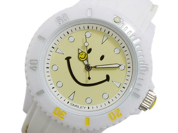スマイリー SMILEY 腕時計 時計 レディース/キッズ WC-HBSIL-CR P12Sep14