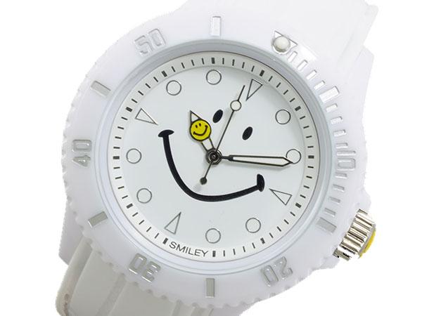 スマイリー SMILEY 腕時計 時計 レディース/キッズ WC-HBSIL-W P12Sep14