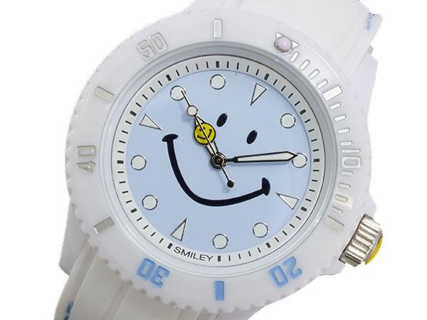 スマイリー SMILEY 腕時計 時計 レディース/キッズ WC-HBSIL-WBL P12Sep14