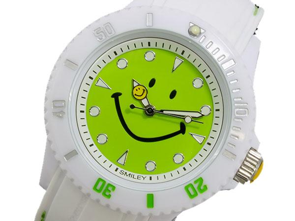スマイリー SMILEY 腕時計 時計 レディース/キッズ WC-HBSIL-WDGR P12Sep14