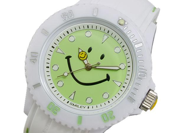 スマイリー SMILEY 腕時計 時計 レディース/キッズ WC-HBSIL-WGR P12Sep14