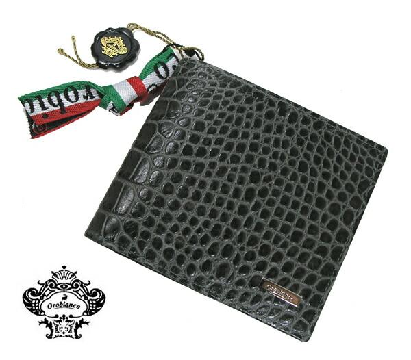 OROBIANCO オロビアンコ 財布 メンズ 二つ折り財布 小銭入れ FIRIPPO 7027854 P12Sep14