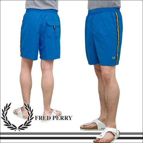 FRED PERRY  LEG TAPE スウィム パンツ P12Sep14