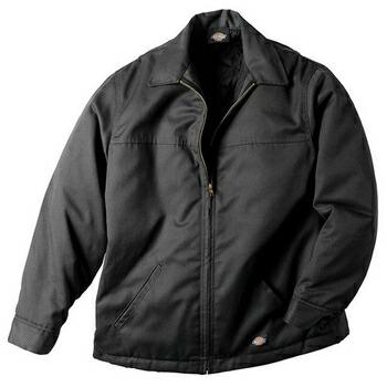 DICKIES(ディッキーズ) (78-266AL) ヒップ レングス ツイル ジャケット/HIP LENGHT TWILL JKT  ブラック (M) P12Sep14